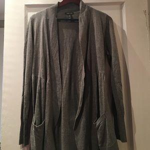 H&M Sweaters - H&M Mama Maternity Gray Cardigan