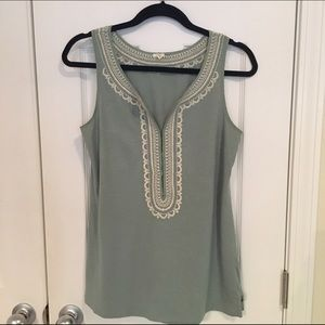 J. Crew Sleeveless Top