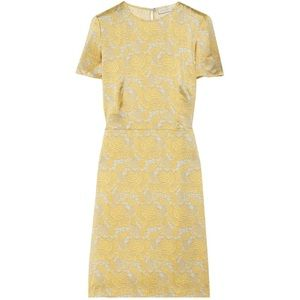 Stella McCartney silky t shirt dress 42 small