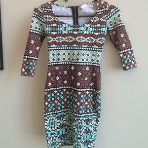 Chic Boho-Inspired Dress!