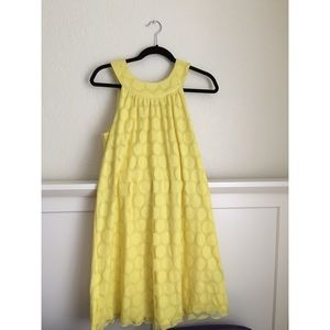 AGB Yellow Dress