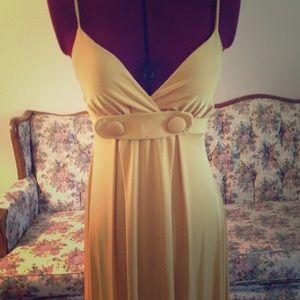 Joyce Leslie Dresses & Skirts - Lovely gold dress! NWT