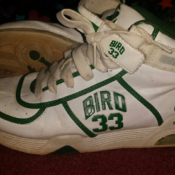 best sale official supplier thoughts on Larry Bird 33 Shoes | Very Rare Bird 33 Sneakers | Poshmark