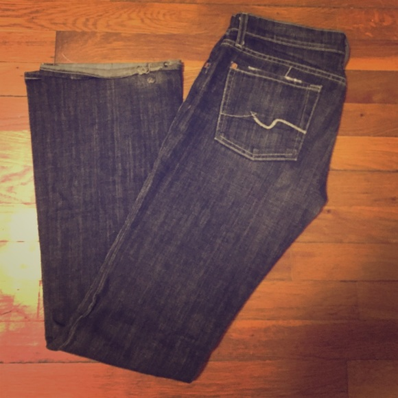 7 for all Mankind Denim - 7 FOR ALL MANKIND JEAN