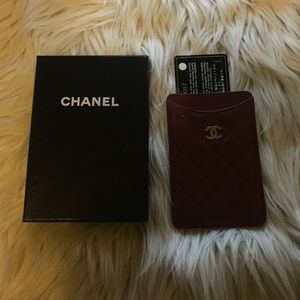 Chanel Iphone Case on Poshmark