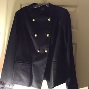 The Limited Jackets & Blazers - Black military blazer