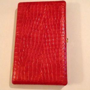 Abas Handbags - Abbas leather wallet