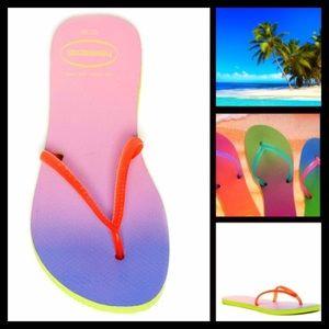 Havaianas Shoes - Havaianas Flip Flops Flat Sandals