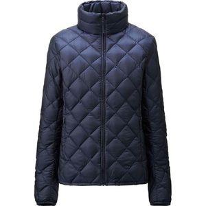 56% off UNIQLO Jackets & Blazers - Uniqlo Women's Ultra Light Down ... : down quilted coats - Adamdwight.com