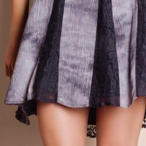 Bare Anthology Dresses - Tie Dye Lace Insert Dress