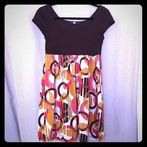 Dresses & Skirts - Retro-Style Empire Waist Dress