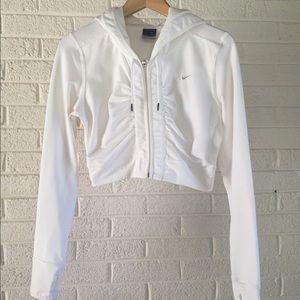 Nike Tops - Nike zipper hoodie jacket