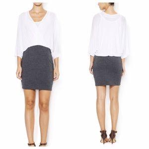 🎉 2x HP🎉 Splendid Jersey Blouson Dress