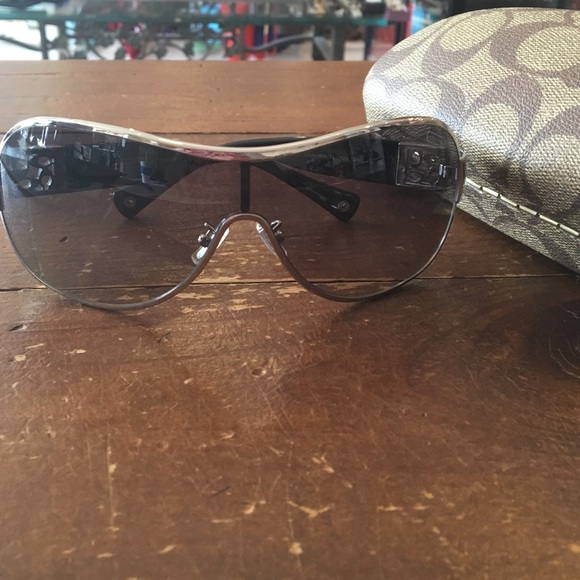 fc59b30ab3 Coach Accessories - Coach Reagan Sunglasses