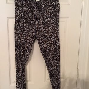 Banana republic factory store Pants - Cheetah soft pants