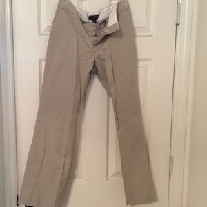 Banana republic factory store Pants - Tan petite dress pants