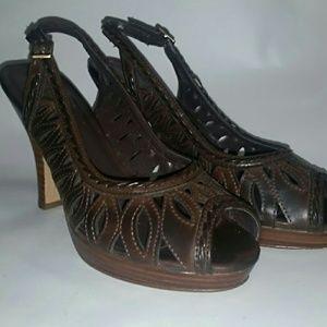 angel forever Shoes - Peep toe heels