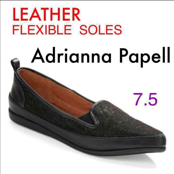 3bd3f71cd57 Adrianna Papell Shoes - Adrianna Papell leather flats