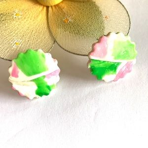 Jewelry - Whimsical   Handmade abstract earrings