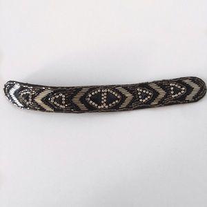 Bp Beaded Headband
