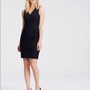 Ann Taylor stretch sheath dress