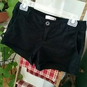 Route 66 Pants - Route 66 black shorts