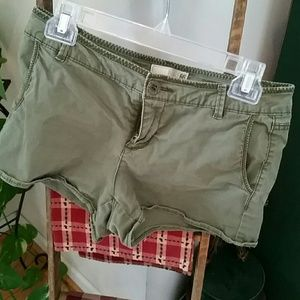 Route 66 Pants - Route 66 khaki shorts