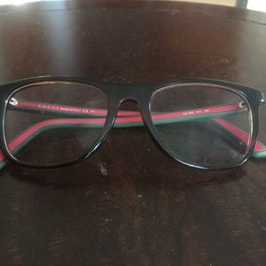 100% authentic GUCCI eyeglass frames