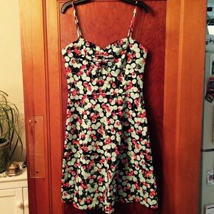 Alyn Paige Dresses & Skirts - Cherry print sundress Pin Up Style