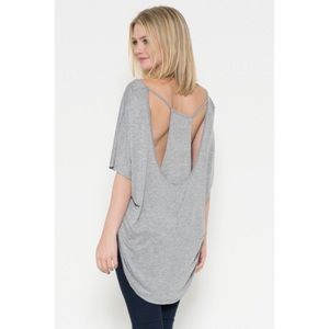 Tops - Layered Back Top
