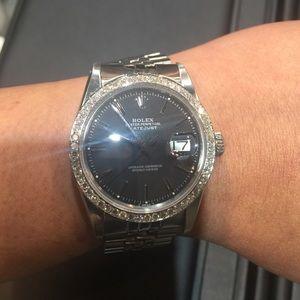 Rolex Accessories - Authentic rolex date just watch