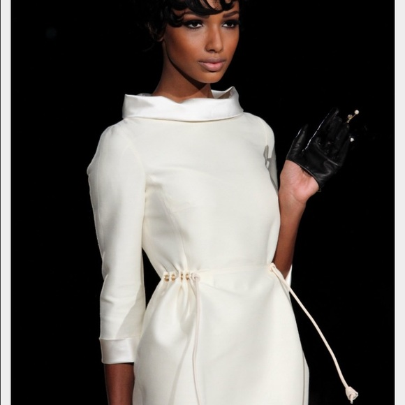 Dsquared white dress images