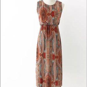 Boheme Dresses & Skirts - Floral Boho Long evening maxi dress