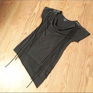 DKNY VINTAGE grey shirt