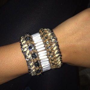 Henri Bendel Deluxe Girlfriend Wrap Bracelet