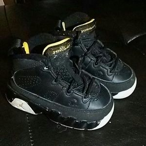 Baby Jordan sneakers