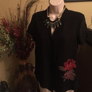Must bundle Lord and Taylor silk blouse