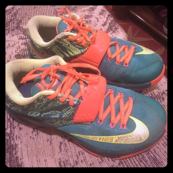 best service f38b4 41fc4 Nike KD 7