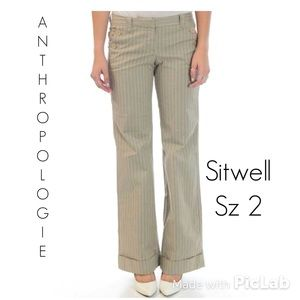 FINAL Anthropologie Sitwell sage pinstripe pants 2