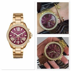 Brand New Michael Kors Oversized Watch