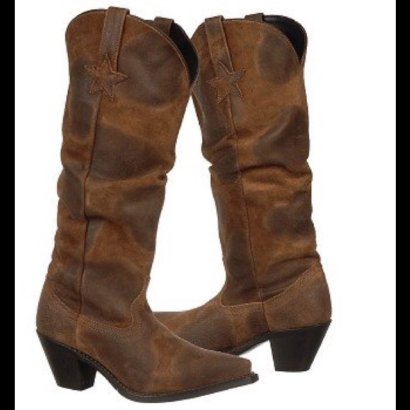abbd46a3e Dingo Shoes   Muse Leather Western Slouch Boots   Poshmark