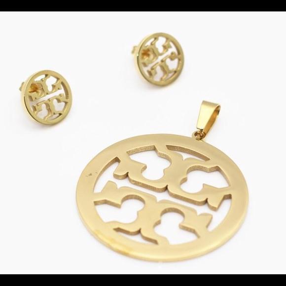 Jewelry - 🦄Gold Earrings🦄 (pendant already SOLD)