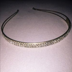 Accessories - Gold Sparkly Headband