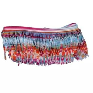 l*space Other - NWT💠L Space Multi Fringe Strapless Striped Top