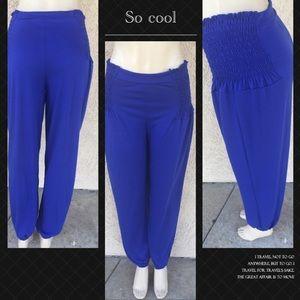 Pants - ❤Side elastic harem pants