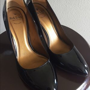 Bally Patent Leather Heels