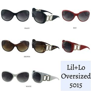 Lil+Lo Accessories - 🇺🇸BUY 1 GET 1🎉 large oval sunglasses Style 5015
