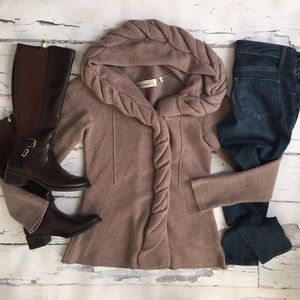 Anthropologie Branch & Bough Cardigan