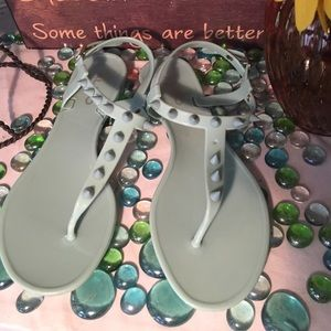 ALDO Jelly Sandals