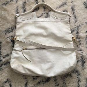 Foley + Corinna Handbags - Foley & Corinna White Handbag